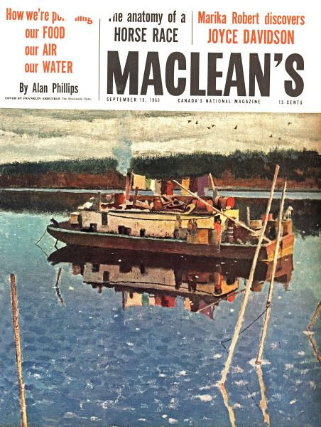 Issue: - September 1960 | Maclean's