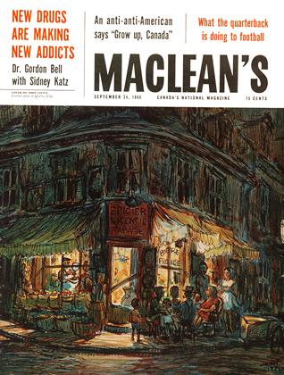 Cover for the September 24 1960 issue