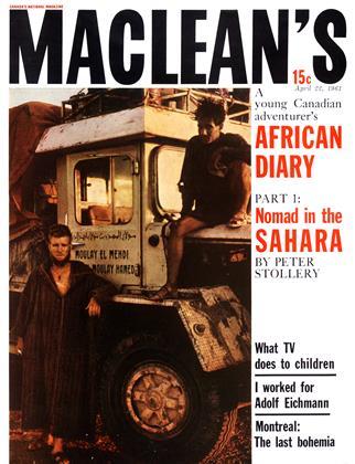 April 22, 1961 | Maclean's