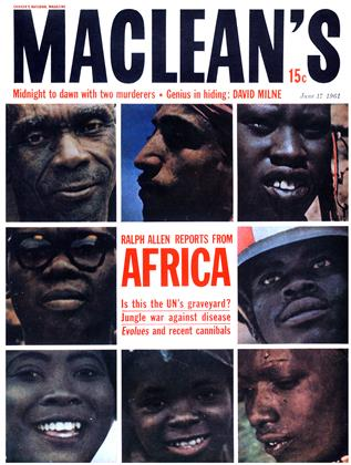 Cover for the June 17 1961 issue