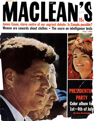 Cover for the July 1 1961 issue