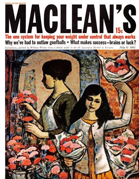 Issue: - July 1961 | Maclean's