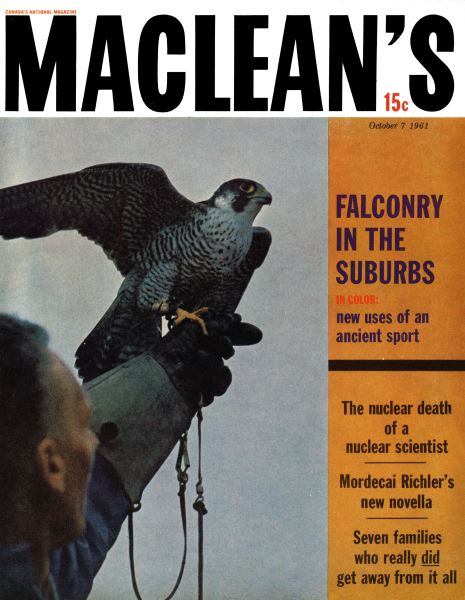 Issue: - October 1961 | Maclean's
