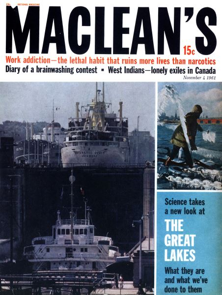 Issue: - November 1961 | Maclean's