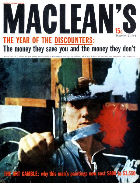 Issue: - December 1961 | Maclean's