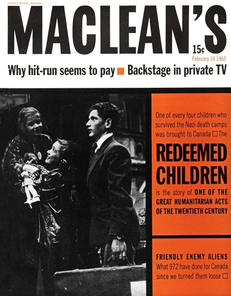 Issue: - February 1962 | Maclean's