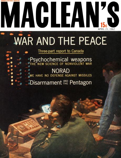 Issue: - April 1962 | Maclean's