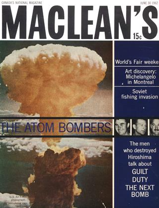 Cover for the June 30 1962 issue