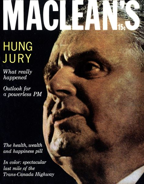 Issue: - July 1962 | Maclean's