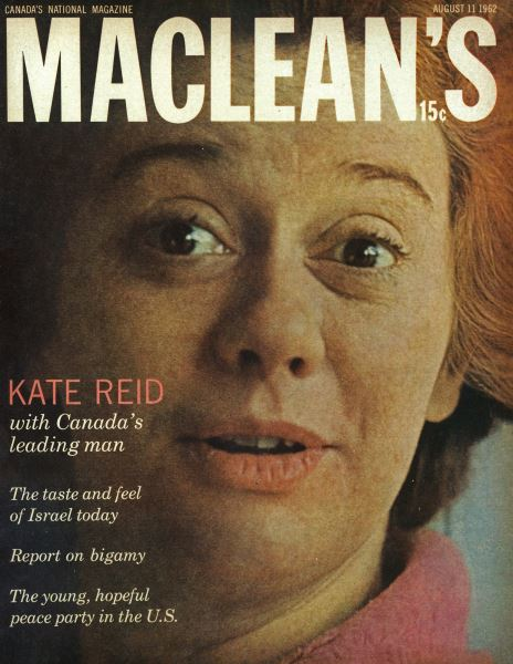 Issue: - August 1962 | Maclean's