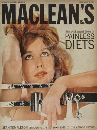 Cover for the September 8 1962 issue