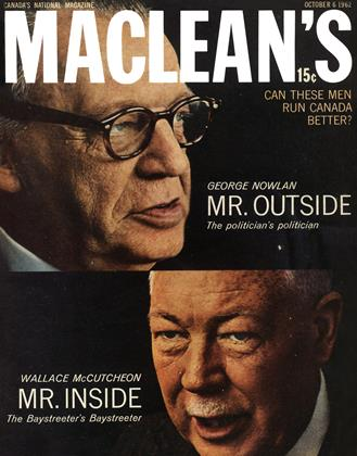 Cover for the October 6 1962 issue