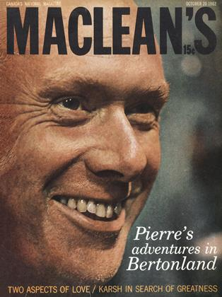 Cover for the October 20 1962 issue