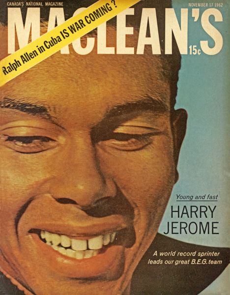 Issue: - November 1962 | Maclean's