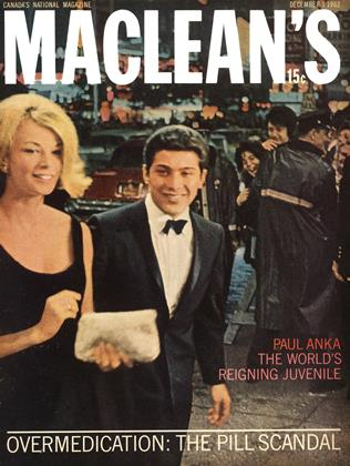 Cover for the December 1 1962 issue
