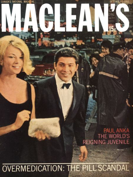 Issue: - December 1962 | Maclean's