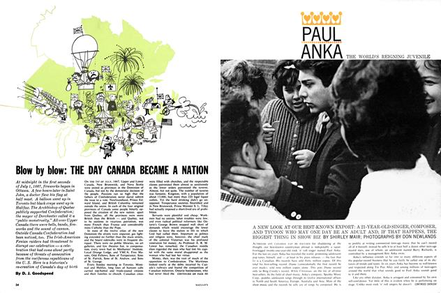 PAUL ANKA THE WORLD'S REIGNING JUVENILE