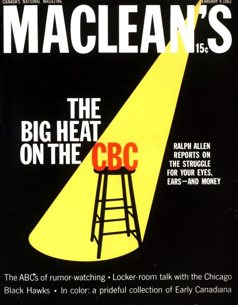 Issue: - February 1963 | Maclean's