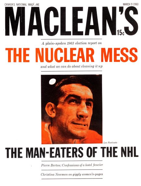 Issue: - March 1963 | Maclean's