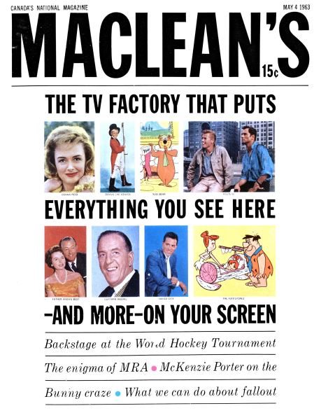 Issue: - May 1963 | Maclean's