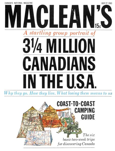 Issue: - July 1963 | Maclean's