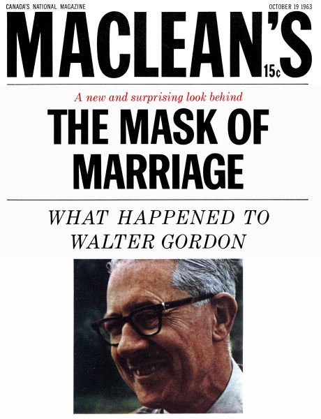 Issue: - October 1963 | Maclean's