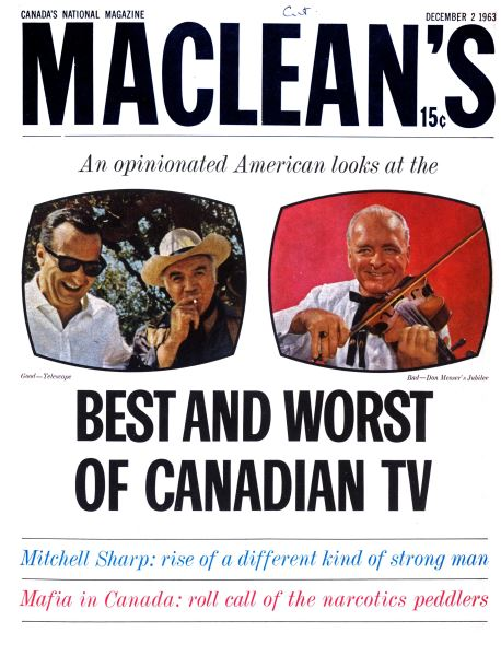 Issue: - December 1963 | Maclean's