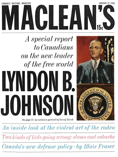 Issue: - January 1964 | Maclean's
