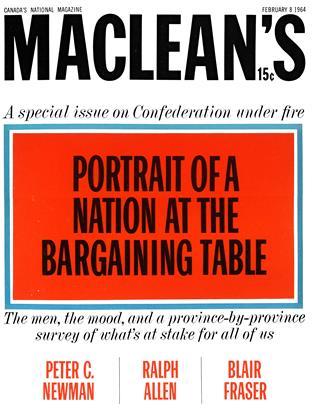 FEBRUARY 8 1964 | Maclean's