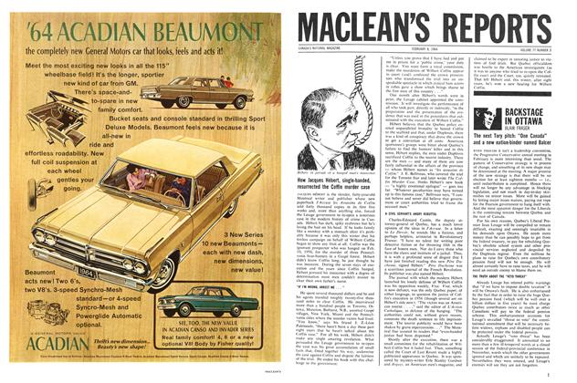 WHERE DOES ST  LAURENT STAND? | Maclean's | September 15, 1948