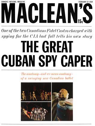 FEBRUARY 22 1964 | Maclean's