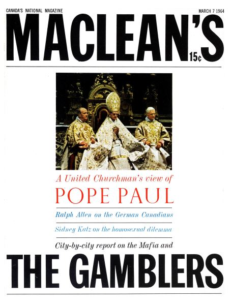 Issue: - March 1964 | Maclean's