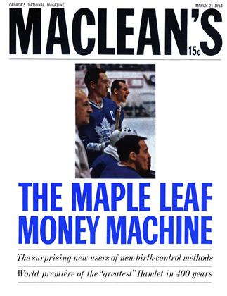 MARCH 21 1964 | Maclean's