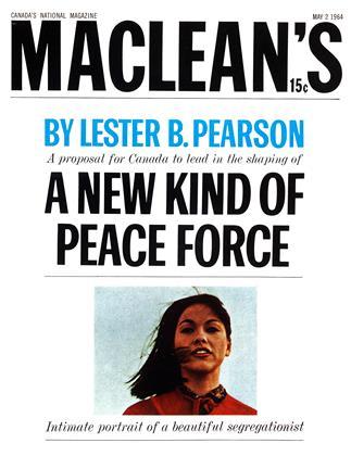 MAY 2 1964 | Maclean's