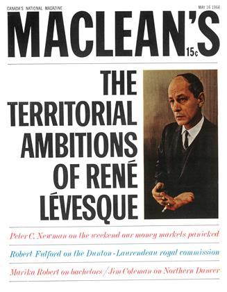 MAY 16 1964 | Maclean's