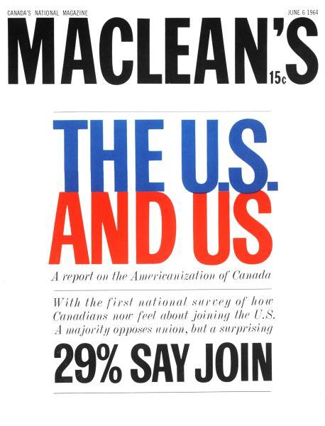 Issue: - June 1964   Maclean's