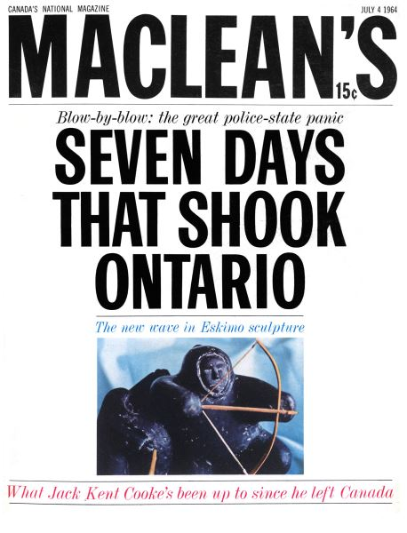 Issue: - July 1964 | Maclean's