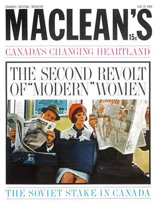 JULY 25 1964 | Maclean's
