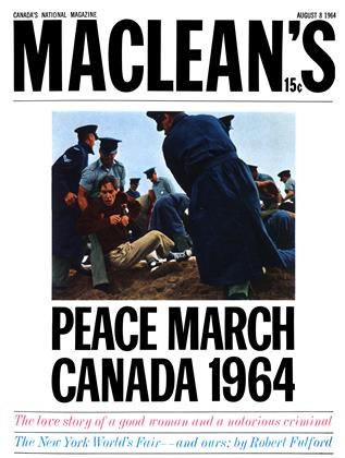 Cover for the August 8 1964 issue