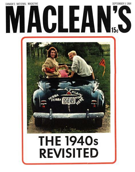 Issue: - September 1964 | Maclean's