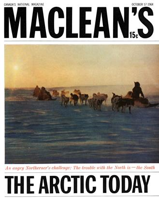 Cover for the October 17 1964 issue