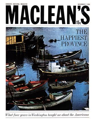 NOVEMBER 2 1964 | Maclean's