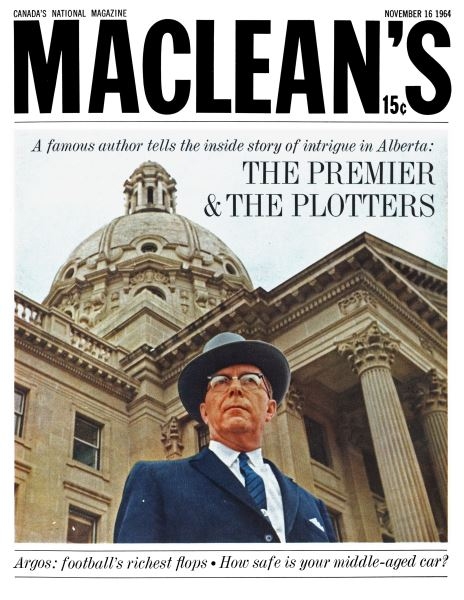 Issue: - November 1964 | Maclean's