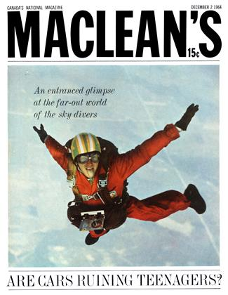 Cover for the December 2 1964 issue