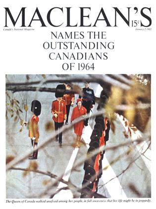 Cover for the January 2 1965 issue