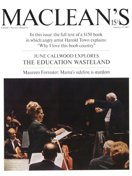 Issue: - January 1965 | Maclean's