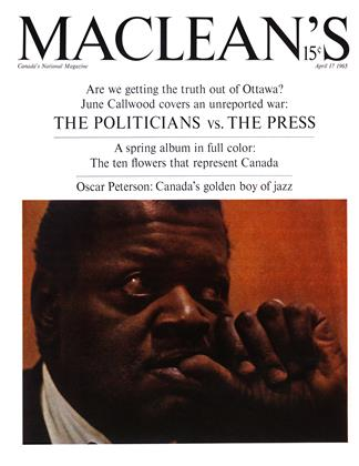 Cover for the April 17 1965 issue