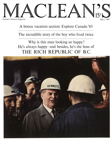 Issue: - May 1965 | Maclean's