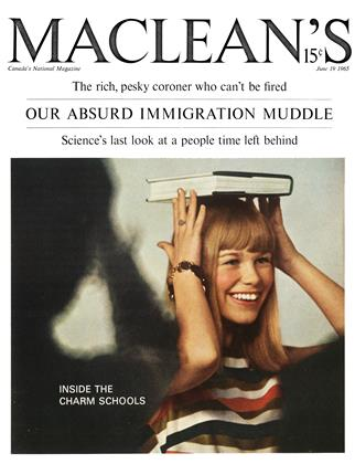 Cover for the June 19 1965 issue