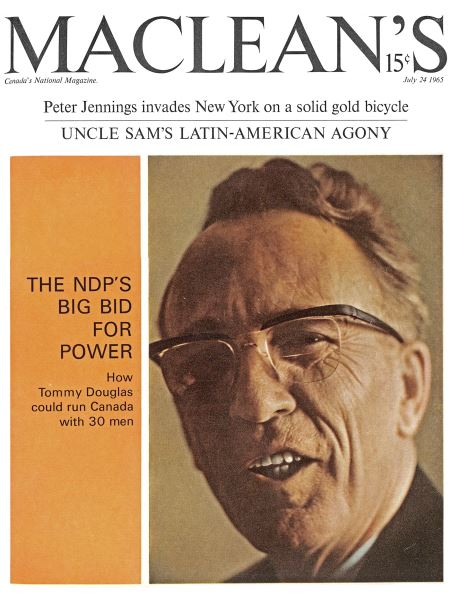Issue: - July 1965 | Maclean's